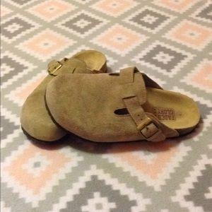 Faded glory clog shoes